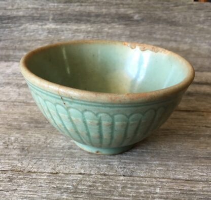 Chinese celadon bowl, Lungchuan ware, Yuan dynasty, 14th century AD -22200