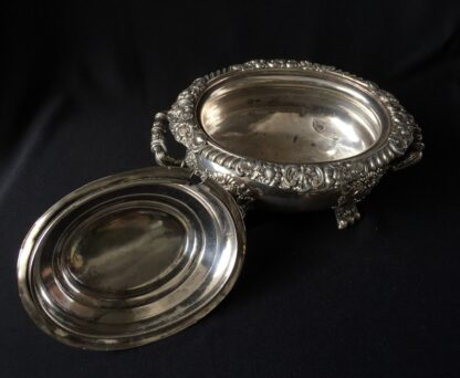 Small Old Sheffield Plate sauce tureen, c.1825-21894