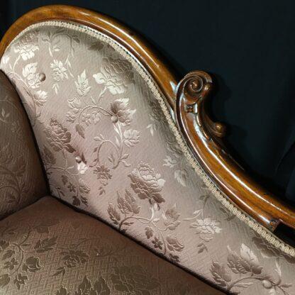 Australian Cedar chaise lounge, circa 1865 -21889
