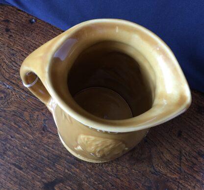 Hoffman Australian Pottery jug, 1934 Melbourne Centenary jug with Bateman & Fawkner-21719