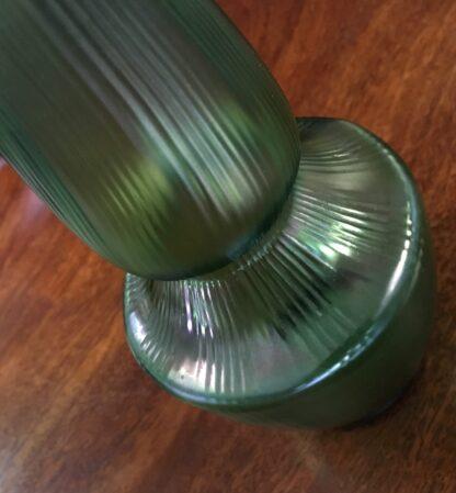 Art Nouveau glass vase c.1900-22823