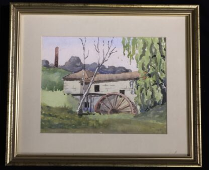 The Mill', Hahndorf, South Australia by Shari Kruger, mid 20th century-24468