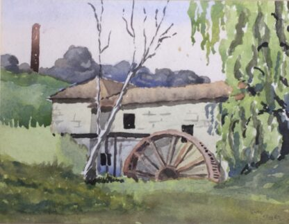 The Mill', Hahndorf, South Australia by Shari Kruger, mid 20th century-0