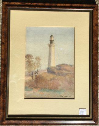 John Sommers senior (1846-1930) - Aireys Inlet Lighthouse, 1920's-0