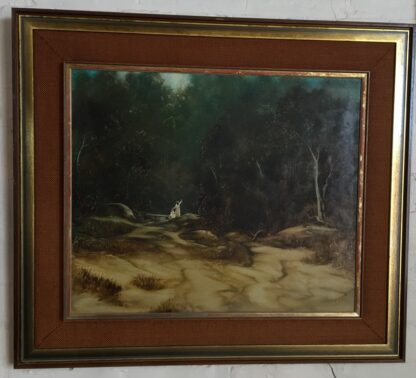 Lucette DaLozzo oil painting - 'Peaceful Harmony' 1979-26181