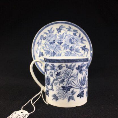 Wedgwood coffee can & saucer, C. 1880 -26239