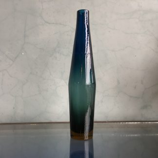 Swedish Art Glass vase, mid 20th century-0