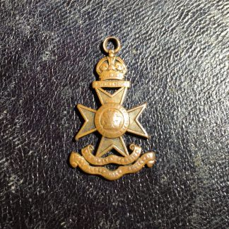 Boer War bronze fob chain medal, 1900-2-0
