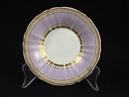 Chamberlain Worcester cup & saucer, 'New Dejeunner' shape, c. 1825-26596
