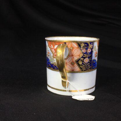 Chamberlains Worcester coffee can, Imari band, c.1810-27035
