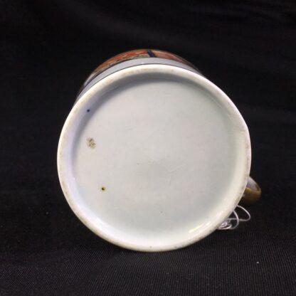Chamberlains Worcester coffee can, Imari band, c.1810-27036