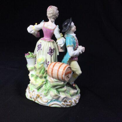 Derby figure group, The Vignerons, circa 1775-28300