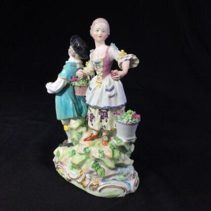 Derby figure group, The Vignerons, circa 1775-28299