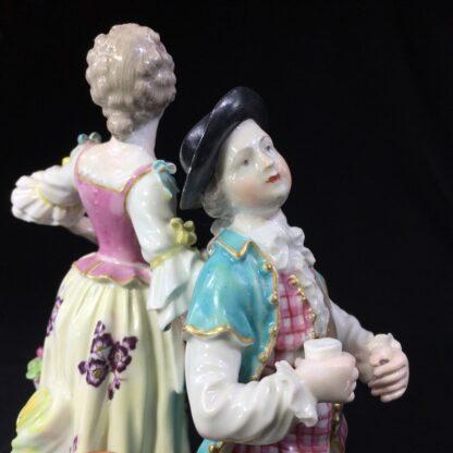Derby figure group, The Vignerons, circa 1775-28305