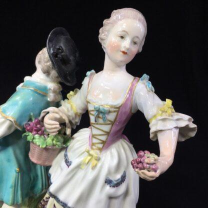Derby figure group, The Vignerons, circa 1775-28307