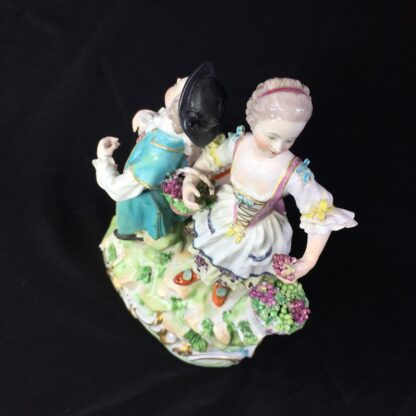 Derby figure group, The Vignerons, circa 1775-28308
