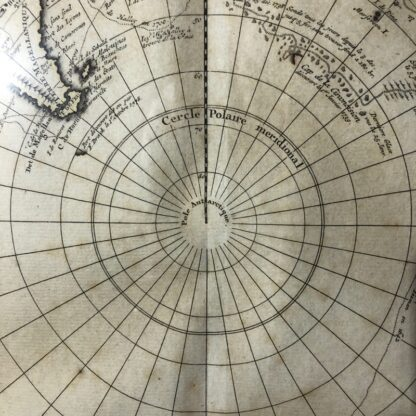 South Hemisphere map, Nouvelle Hollande, by Ottens, Amsterdam 1740 -30915