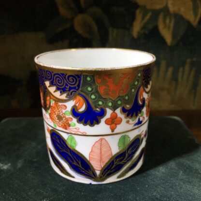 Handsome Imari pattern Spode coffee can, C. 1810-32198