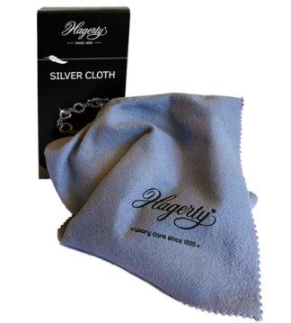 Silver Polishing Cloth - Hagerty's -0