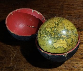 'Smith's Celestial Globe' in original case, 1834 -0