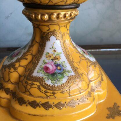 Large 'Sevres Style' vase, Porcelain de Paris, circa 1900-33399