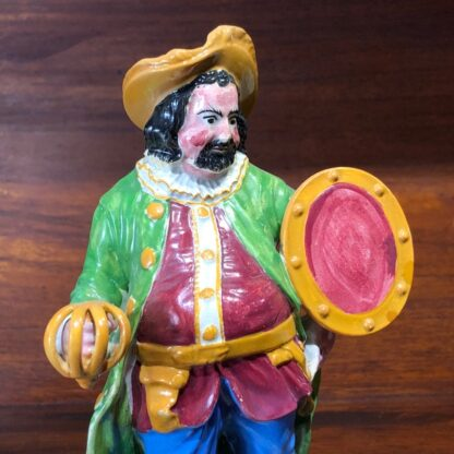 Staffordshire 'Falstaff', mid 19th century -33202