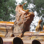 Forbidden City Rooftop Dragon