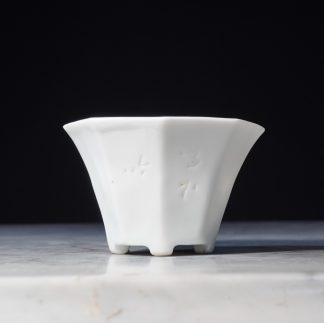 Kanxi blanc de chine libation cup