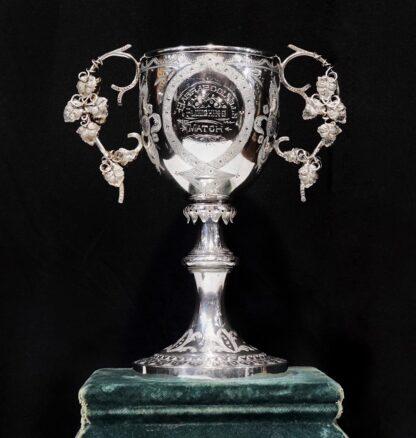 Fischer Geelong Silver Barrabool Hills ploughing trophy
