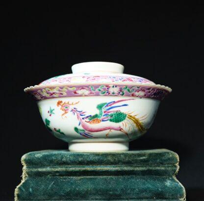 Nyonya straits Chinese bowl