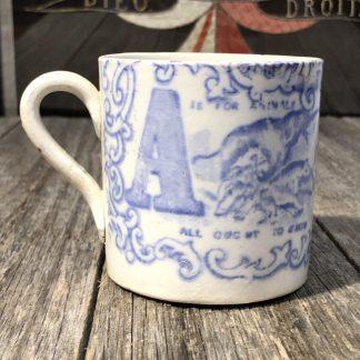 Victorian Childs Mug A
