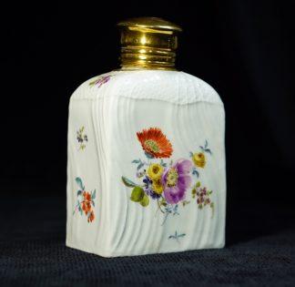 Meissen tea canister circa 1765