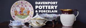 Davenport Pottery & Porcelain