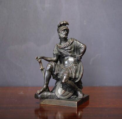 bronze figure BLANPAIN