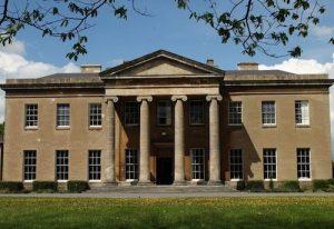 Leigh Court, built 1814.