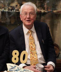 John Rosenberg turns 80, 2019
