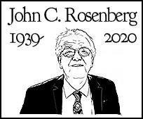 John C. Rosenberg 1939-2020