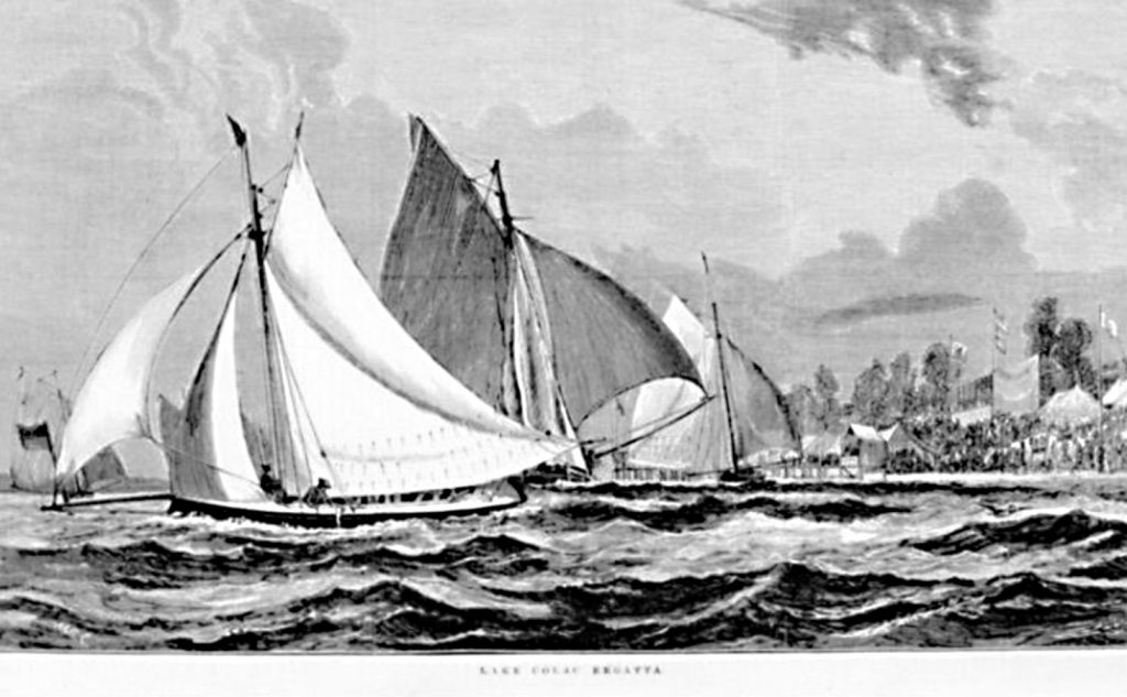 Colac Regatta 1879