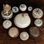 Soth East Asian Ceramic Boxes
