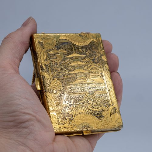Japanese Gold Case