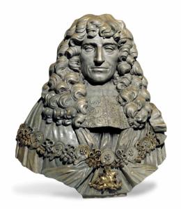 Bust of Prince Rupert