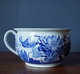 Wedgwood Darwin Water Lily Pattern Chamberpot c.1820